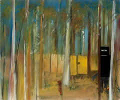 <span>Sidney Nolan</span>Kelly in bush 1945