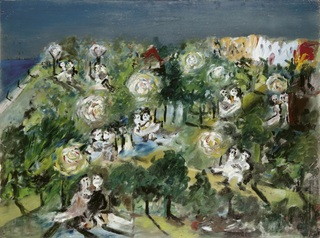 <span>Sidney Nolan</span>Catani Gardens 1945