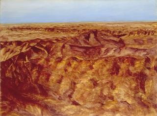 <span>Sidney Nolan</span>Central Australia 1950