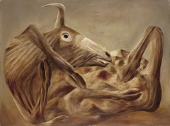 <span>Sidney Nolan</span>Carcass 1953