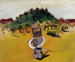 <span>Sidney Nolan</span>Ned Kelly 1945