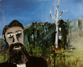 <span>Sidney Nolan</span>Kelly and Scanlon 1945