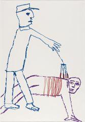 <span>Sidney Nolan</span>Flogging 1978