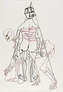 <span>Sidney Nolan</span>The bridle 1978