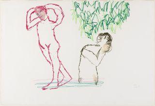 <span>Sidney Nolan</span>Untitled 1978