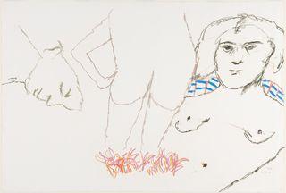 <span>Sidney Nolan</span>Untitled January 1978