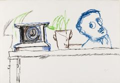 <span>Sidney Nolan</span>Untitled May 1978