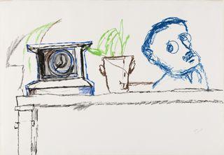 <span>Sidney Nolan</span>Untitled May 1978