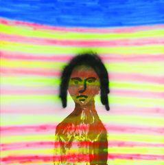 <span>Sidney Nolan</span>Djamila 1982