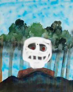 <span>Sidney Nolan</span>Incredible floridas 1982